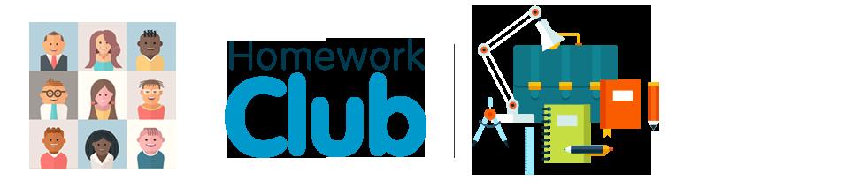 Homework club help in afterschool programs